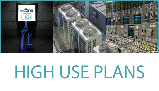 M2M High Use Plans