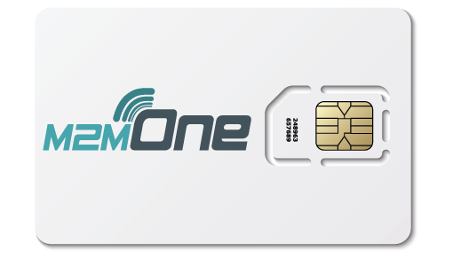 M2M One SIM Card