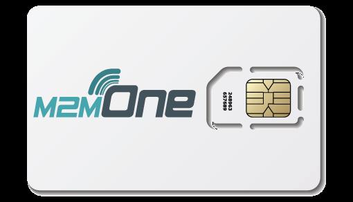 M2M One SIM Card