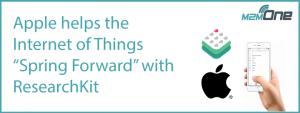 Apple ResearchKit Blog