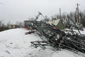 Worst case scenario... - Photo courtesy of http://www.engineeringradio.us