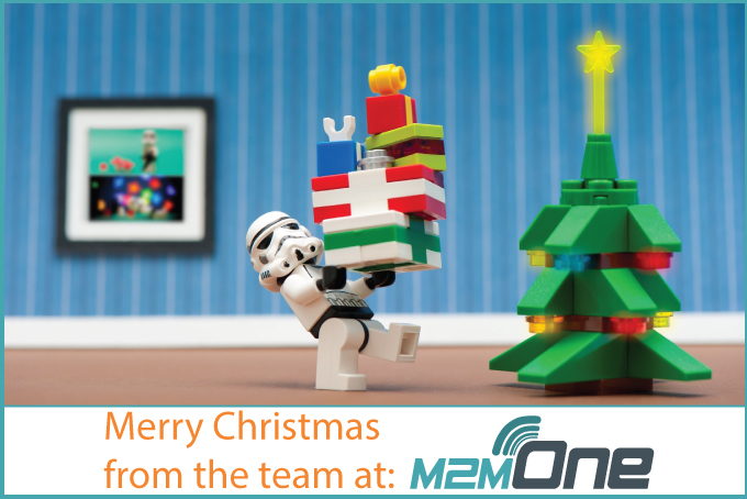 Merry Christmas from the team at M2M One