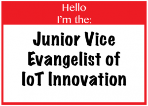 IoT Name Badge