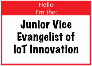 IoT Name Badge