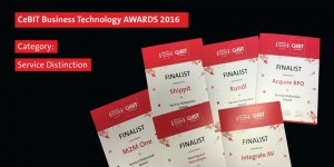 M2M One CeBIT Award Nomination