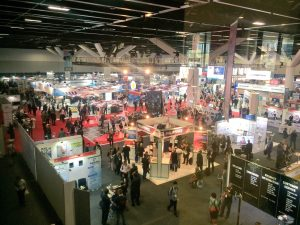 Overview of CeBIT Expo 3