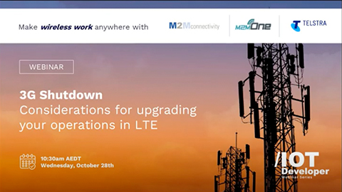 3G shutdown webinar